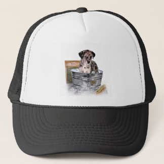 You can't be serious? trucker hat