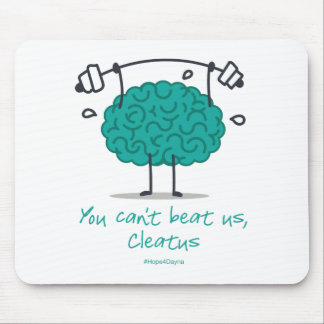 You Can't Beat Us, Cleatus - Mousepad