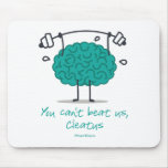 You Can't Beat Us, Cleatus - Mousepad Mouse Pad