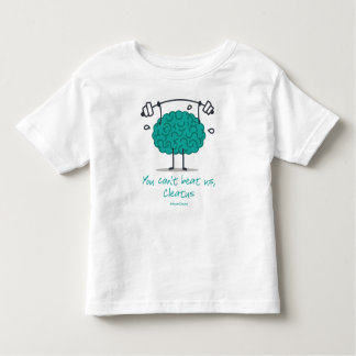 You Can't Beat Us, Cleatus - Toddler Tshirts