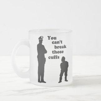 You Can't Break Those Cuffs Mug