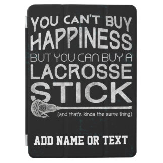 You Can't Buy Happiness Funny Lacrosse iPad Air Cover