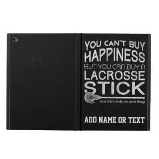 You Can't Buy Happiness Funny Lacrosse Powis iPad Air 2 Case
