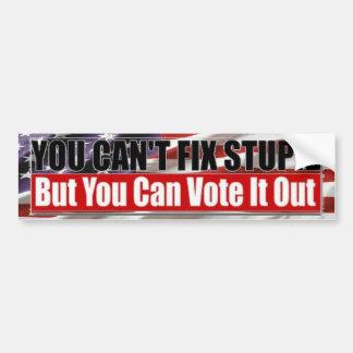 You Can't Fix Stupid Sticker
