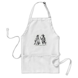 you cant handle the truth adult apron