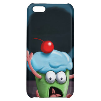 You Can't Hide From The Muffin Man iPhone 5C Covers