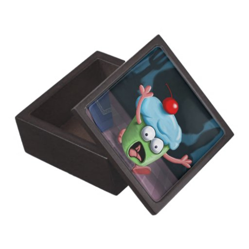 You Can't Hide From The Muffin Man Premium Gift Bo Premium Keepsake Boxes