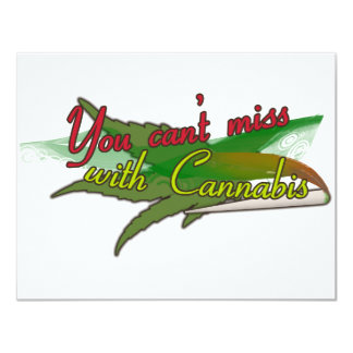 You can't miss with Cannabis Card