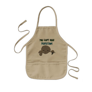 You Can't Rush Perfection Baby Sloth Aprons