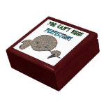 You Can't Rush Perfection Baby Sloth Jewelry Box