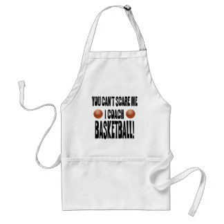 You Can't Scare Me... Adult Apron
