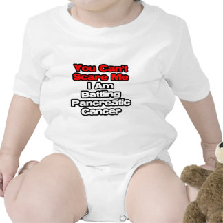 You Can't Scare Me...Battling Pancreatic Cancer Baby Creeper