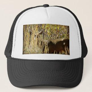 """You Can't See Me"" Hidden Doe Trucker Hat"