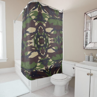 You Can't See Me! Shower Curtain