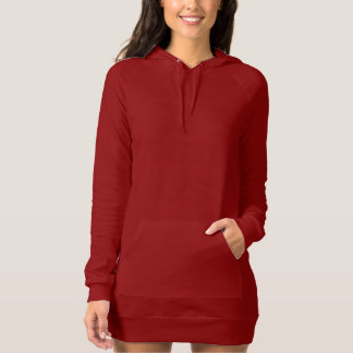 You can't sit with us Hoodie Dress
