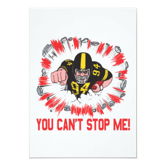 You Cant Stop Me Card