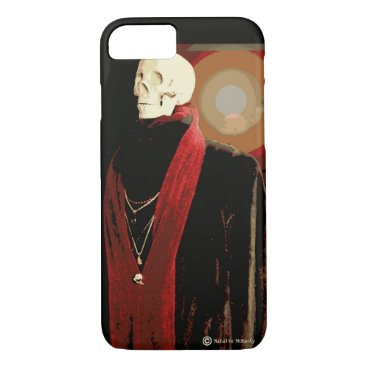 Halloween Themed You can't take it with you iPhone Case