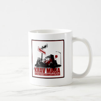 You can't Tap Out Coffee Mug