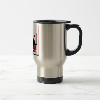 You can't Tap Out Travel Mug