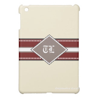 You Choose Monogram Custom iPad Case