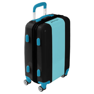 You Choose The Color Custom NAME Carry On Luggage