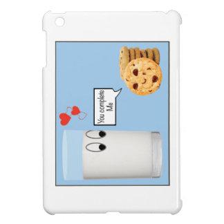 You Complete Me milk and cookies iPad Mini Case