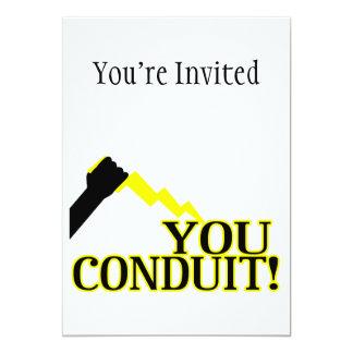 You Conduit Card