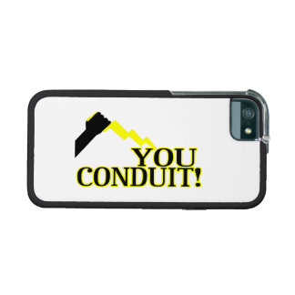 You Conduit Case For iPhone 5
