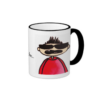 You could also laugh… ringer coffee mug