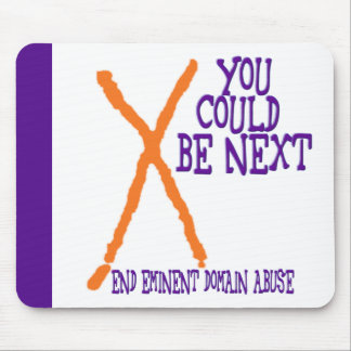 You Could Be Next Mouse Pad