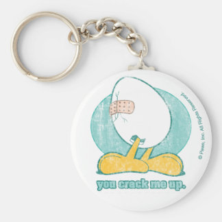 You Crack Me Up Keychain