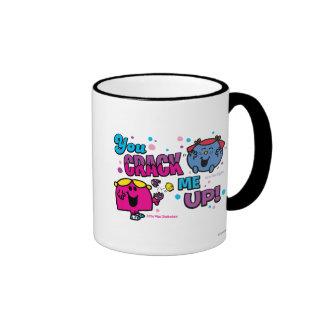 You Crack Me Up Coffee Mug