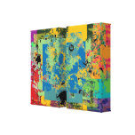 You create beautiful Face on MARS works of art Stretched Canvas Prints