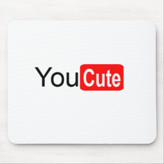 You Cute Mouse Pad