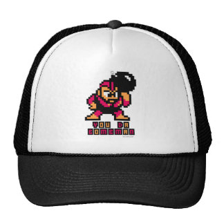 You Da Bombman Trucker Hat