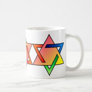 You da man! coffee mug