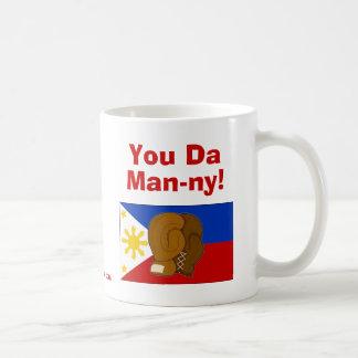 You Da Man-ny! Mug