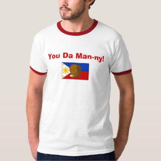You Da Man-ny! T-Shirt