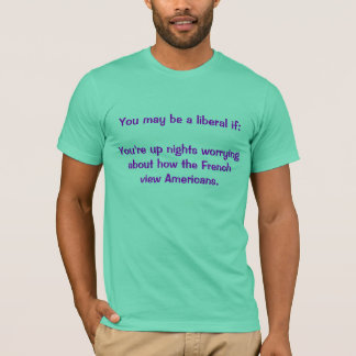 You deplore prejudice and bigotry in all its forms T-Shirt