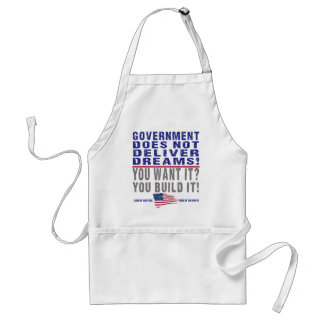 YOU DID BUILD IT! APRONS
