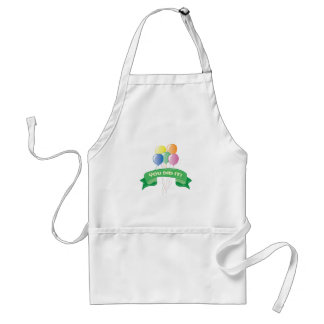 You Did It Adult Apron