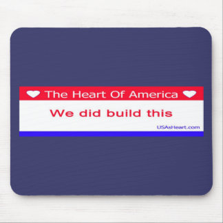 You Didn't Build That - We Did Build This Mouse Pad