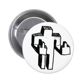 you dig pinback button