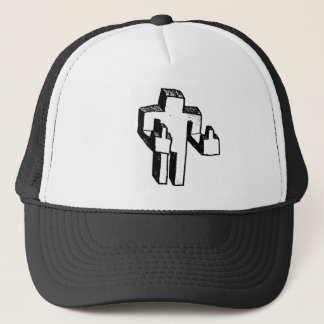 you dig trucker hat