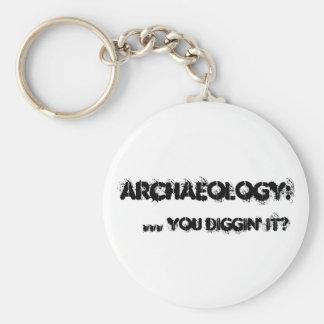 You Diggin' It? Keychain
