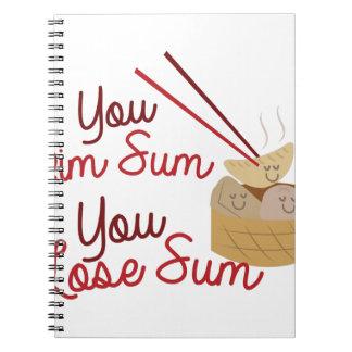 You Dim Sum Notebook