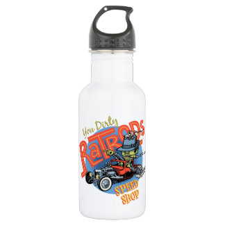 You Dirty Ratrod 18oz Water Bottle