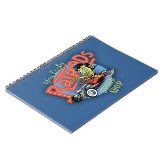 You Dirty Ratrod Note Books