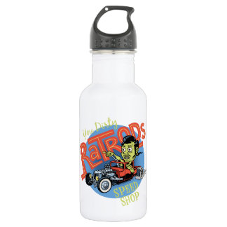 You Dirty Ratrod Stainless Steel Water Bottle