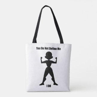You Do Not Define Me - Bag